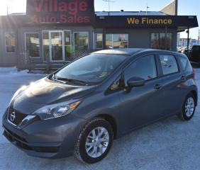 Used 2017 Nissan Versa Note 1.6 SV BACK-UP CAMERA! CRUISE CONTROL! BLUETOOTH! for sale in Saskatoon, SK