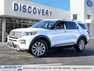 New 2021 Ford Explorer LIMITED for sale in Burlington, ON