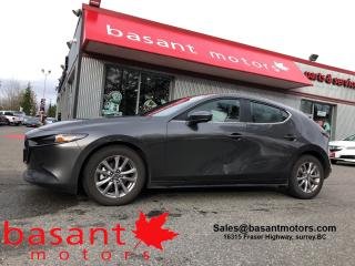 Used 2019 Mazda MAZDA3 Sport GS, Heated Seats, Adaptive Cruise, Backup Camera!! for sale in Surrey, BC