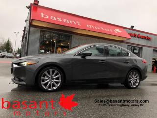 Used 2019 Mazda MAZDA3 GT Auto FWD for sale in Surrey, BC