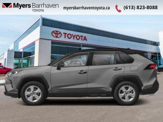 New 2021 Toyota RAV4 Hybrid XSE Package  - Sunroof - $283 B/W for sale in Ottawa, ON