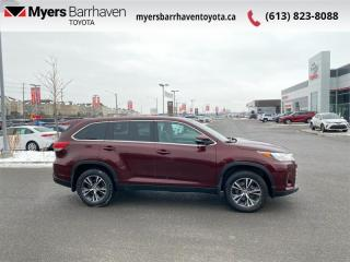 Used 2019 Toyota Highlander LE  - $236 B/W for sale in Ottawa, ON