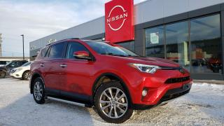 Used 2016 Toyota RAV4 LIMITED  for sale in Whitehorse, YT