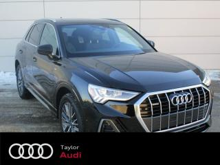 New 2021 Audi Q3 45 Technik for sale in Regina, SK