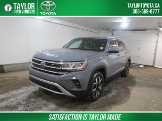 Used 2020 Volkswagen Atlas Cross Sport 2.0 TSI Comfortline for sale in Regina, SK