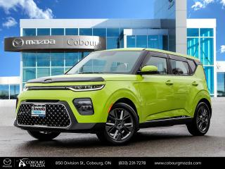 Used 2020 Kia Soul EX+ for sale in Cobourg, ON