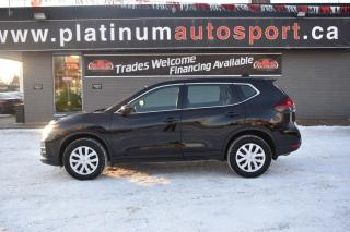 Used 2018 Nissan Rogue S BACK UP CAMERA!! BLUETOOTH!! VERY CLEAN UNIT!! for sale in Saskatoon, SK