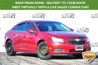 Used 2012 Chevrolet Cruze LT Turbo AS TRADED | LT | TURBO | AUTO | AC | for sale in Kitchener, ON
