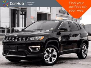 New 2021 Jeep Compass 80th Anniversary|Sun and Sound Grp|Trailer Tow Grp for sale in Thornhill, ON