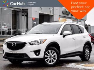 Used 2014 Mazda CX-5 GS Sunroof Backup Camera Heated Seats Remote Start for sale in Thornhill, ON