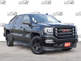 Used 2017 GMC Sierra 1500 SLT ALL TERRAIN LOADED for sale in Tillsonburg, ON