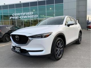 Used 2017 Mazda CX-5 GT AWD / TECH PKG / ONLY 7K! for sale in York, ON