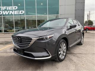 Used 2017 Mazda CX-9 GT AWD TECH PKG / ONE OWNER! for sale in York, ON
