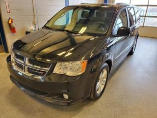 Used 2017 Dodge Grand Caravan SXT for sale in Moose Jaw, SK