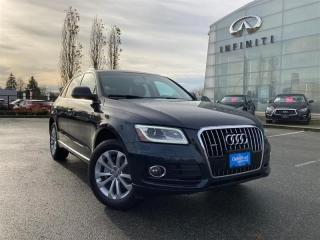 Used 2014 Audi Q5 2.0 8sp Tiptronic Progressiv for sale in Langley, BC