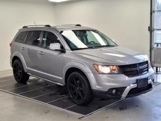 Used 2017 Dodge Journey Crossroad AWD for sale in Port Moody, BC