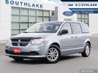 Used 2013 Dodge Grand Caravan SE/SXT for sale in Newmarket, ON
