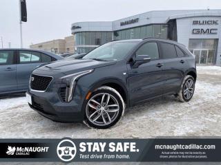 New 2021 Cadillac XT4 AWD Sport for sale in Winnipeg, MB