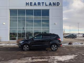 Used 2017 Ford Escape LEATHER | BACK UP CAMERA | HEATED SEATS-USED EDMONTON FORD DEALER for sale in Fort Saskatchewan, AB