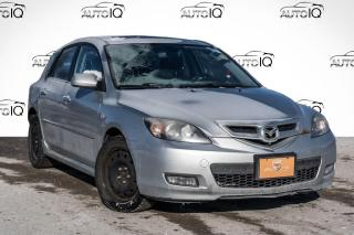 Used 2008 Mazda MAZDA3 **AS TRADED, YOU CERTIFY, YOU SAVE!!! for sale in Barrie, ON