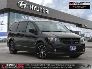 Used 2018 Dodge Grand Caravan GT  - Leather Seats - $155 B/W for sale in Nepean, ON