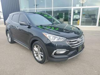 Used 2017 Hyundai Santa Fe Sport 2.0T Ultimate 4 NEW TIRES & FRONT BRAKES, Tech Package, NAV, Heated/Vented Seats! for sale in Ingersoll, ON