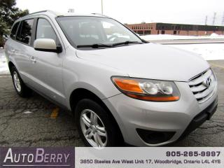 Used 2010 Hyundai Santa Fe GLS 2.4 FWD for sale in Woodbridge, ON