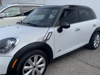 Used 2013 MINI Cooper Countryman S ALL4 for sale in Aylmer, ON