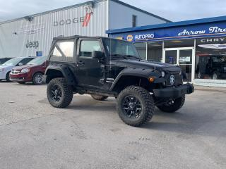 Used 2018 Jeep Wrangler SPORT for sale in Aylmer, ON