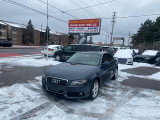 Used 2010 Audi A4 2.0T PREMIUM for sale in Toronto, ON
