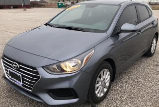 Used 2020 Hyundai Accent Preferred for sale in Windsor, ON