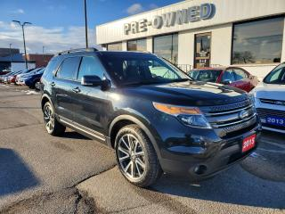 Used 2015 Ford Explorer XLT for sale in Brantford, ON