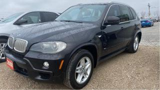 Used 2008 BMW X5 4.8i for sale in Tilbury, ON
