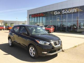 New 2020 Nissan Kicks S for sale in Edmonton, AB