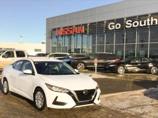 New 2021 Nissan Sentra S Plus for sale in Edmonton, AB
