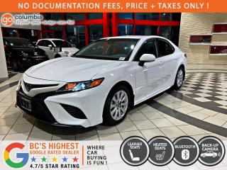 Used 2020 Toyota Camry SE - Local / One Owner / No Dealer Fees for sale in Richmond, BC