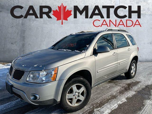 2007 Pontiac Torrent TORRENT / NO ACCIDENTS / POWER GROUP