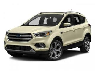 Used 2017 Ford Escape Titanium for sale in Lacombe, AB