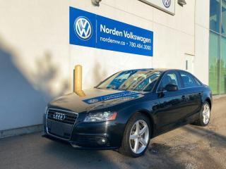 Used 2012 Audi A4 2.0T PREMIUM AWD - LEATHER / SUNROOF for sale in Edmonton, AB