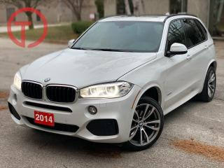 Used 2014 BMW X5 xDrive35i for sale in Burlington, ON