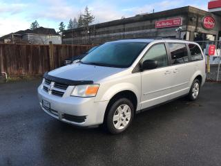 Used 2008 Dodge Grand Caravan SE for sale in Abbotsford, BC