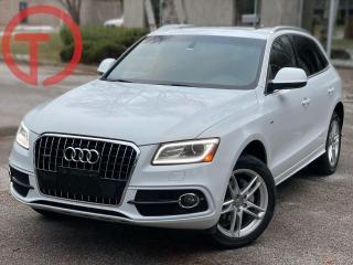 Used 2014 Audi Q5 2.0L Technik for sale in Burlington, ON