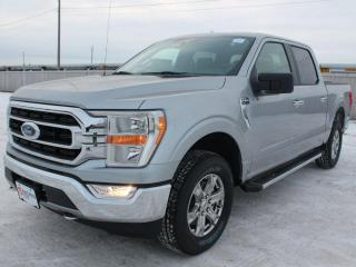 New 2021 Ford F-150 XLT | 4x4 | XTR Package | Chrome Running Boards | Text start remote for sale in Edmonton, AB