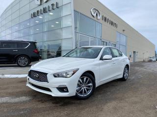 New 2021 Infiniti Q50 Pure for sale in Edmonton, AB