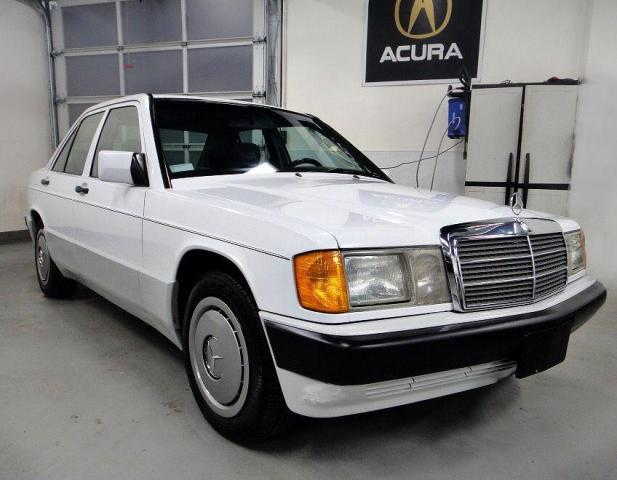 1993 Mercedes-Benz 190E 190E. MUST SEE,NO ACCIDENT,0 RUST
