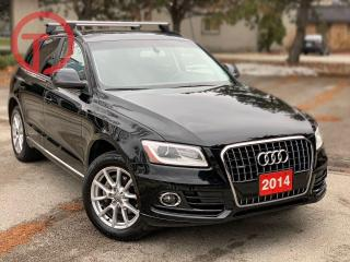 Used 2014 Audi Q5 2.0L Komfort for sale in Burlington, ON