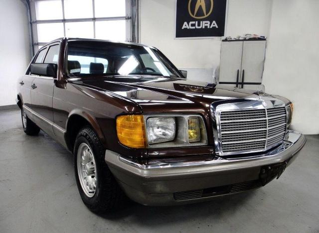 1985 Mercedes-Benz 380 380SE,NO ACCIDENT.A1 UNIT,MUST SEE