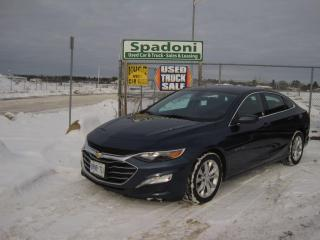 Used 2019 Chevrolet Malibu LT for sale in Thunder Bay, ON