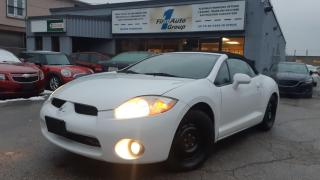2008 Mitsubishi Eclipse Gt-P Convertible // 2 sets rims/tires