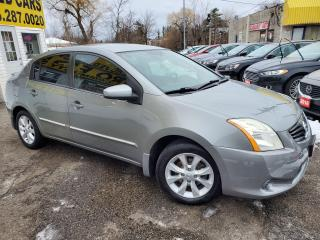 Used 2011 Nissan Sentra 2.0/AUTO/LOADED/SPOILER/ALLOYS for sale in Scarborough, ON